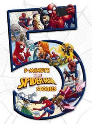 Spider-Man: 5-Minute Stories