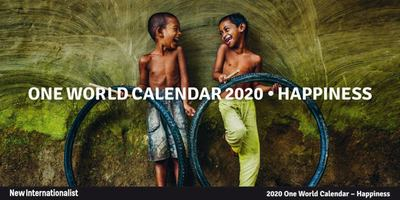 2020 One World Calendar