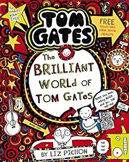 The Brilliant World of Tom Gates (#1 Tom Gates)