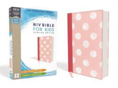 NIV Thinline Bible For Kids Red Letter Edition [Pink]