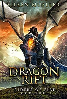 Dragon Rift (Riders of Fire #3)