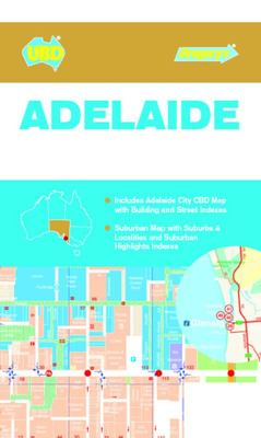 Adelaide City Pocket Map 560 14th Ed