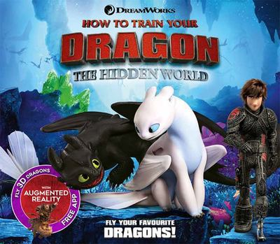 The Hidden World (How to Train Your Dragon Augmented Reality FTI)