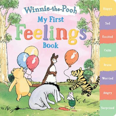 My First Feelings Book Winnie the Pooh