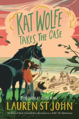 Kat Wolfe Takes the Case (Wolfe and Lamb #2)