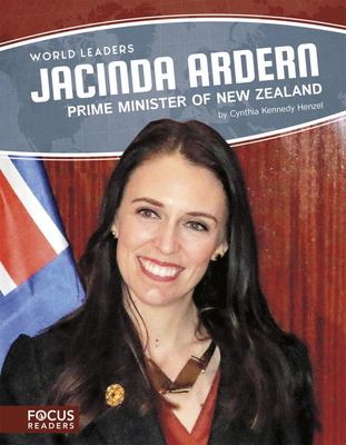 Jacinda Ardern - Prime Minister of New Zealand