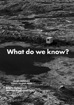 What do we know? What do we have? What do we miss? What do we love?  Jahresring 65