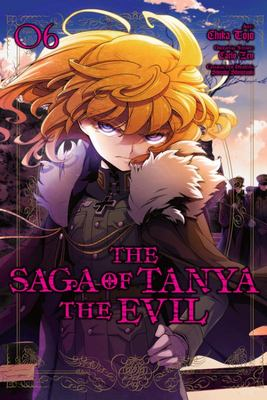 Saga of Tanya the Evil Vol 6