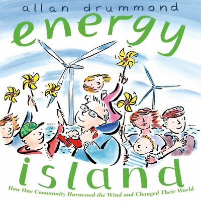 Energy Island - How One Community Harnessed the Wind and Changed Their World