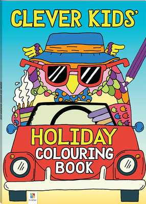 Clever Kids Holiday Colouring