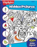 Hidden Pictures Puzzles Volume 1