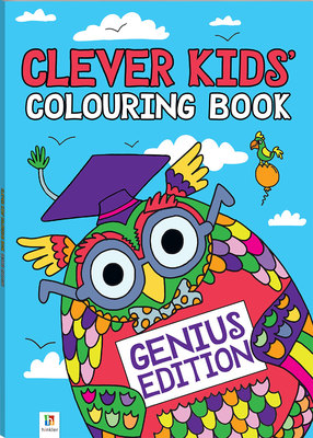 Clever Kids Genius Colouring