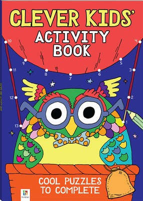 Clever Kids Activity Book