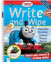 Thomas And Friends Write And Wipe