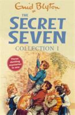 The Secret Seven Collection 1 (#1-3 Bindup)