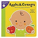 Apples and Oranges (Brain Games for Babies)