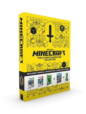 Minecraft: Ultimate Adventure Collection