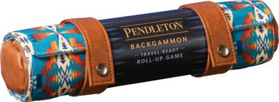 Pendleton Backgammon - Travel-Ready Roll-Up Game