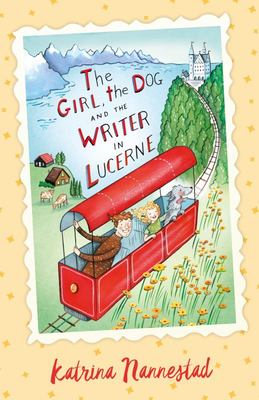 The Girl, the Dog and the Writer in Lucerne (#3)
