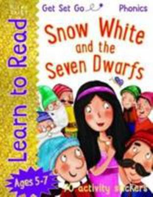 Get Set Go Learn to Read: Snow White