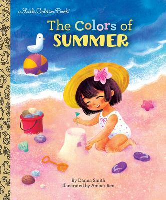 LGB The Colors of Summer (Little Golden Book)