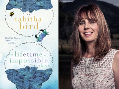 Tabitha Bird Event - A Lifetime of Impossible Days