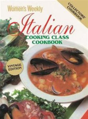 AWW Italian Cooking Class Vintage Edition