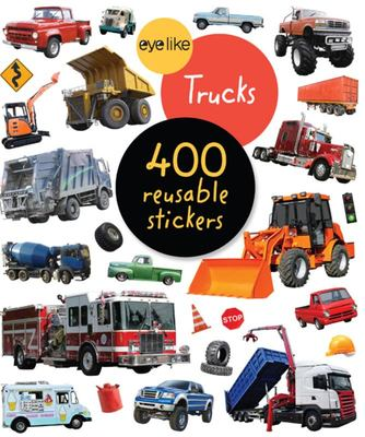 Trucks (EyeLike Stickers)