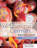 Willkommen!  German Beginner's Course