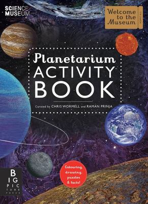 Planetarium Activity Book (Welcome to the Museum)