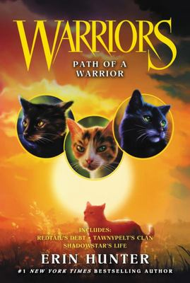Path of a Warrior (Warriors Novella Bind-Up)