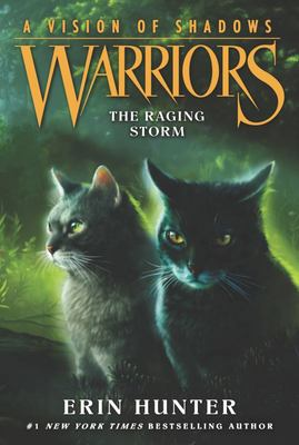 The Raging Storm (Warriors Series 6: A Vision of Shadows #6)