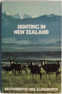 Hunting in New Zealand Second Edition