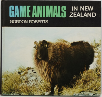 Game Animals in New Zealand