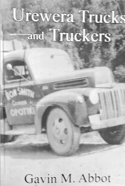 Urewera Trucks and Truckers