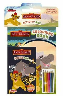 Disney Lion Guard - Activity Bag