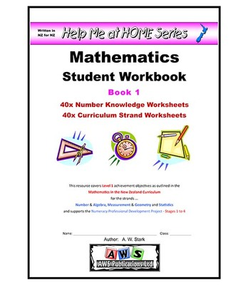 Help Me At Home Mathematics Workbooks 5