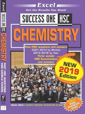 Excel Success One HSC Chemistry 2019
