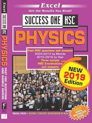 Excel Success One HSC Physics 2019