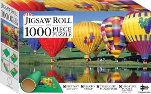 Jigsaw Roll with Balloon Puzzle