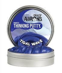 Thinking Putty Tidal Wave Super Magnetic Putty