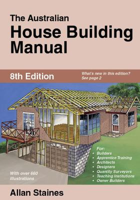 Australian House Building Manual 9th Edition