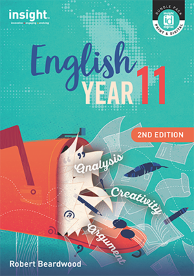 Insight English Year 11 VCE Print Only 2nd Edition - Insight