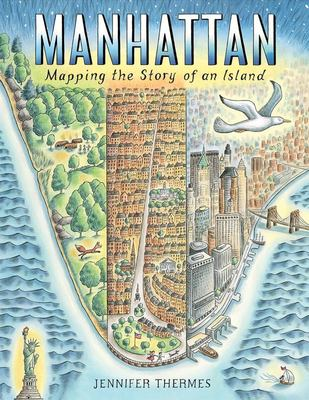 Manhattan Maps - Mapping the Story of an Island