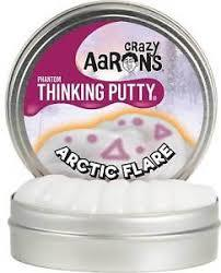Thinking Putty Arctic Flare