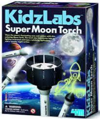 Super Moon Torch (Kidz Labs)