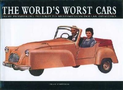 World's Worst Cars: From Pioneering Failures to Multimillion Dollar Disasters