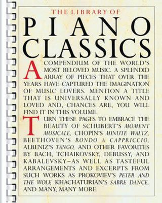 The Library of Piano Classics