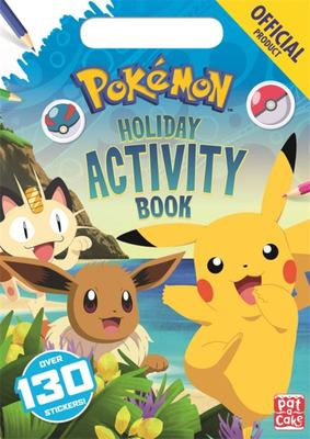 The Official Pokémon Holiday Activity Book