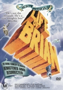 LIFE OF BRIAN DVD CAT# D35385